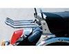 MC ENTERPRISES SISSY BAR RACK
