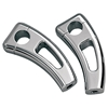 SHOW CHROME ACCESSORIES 4 INCH HANDLEBAR RISERS