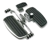 RIVCO PRODUCTS INC DRIVER FLOORBOARDS WITH HEEL TOE SHIFTER