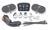 METRIX AUDIO BY HOGTUNES UNIVERSAL HANDLEBAR AUDIO KIT