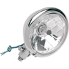 DRAG SPECIALTIES 5-3/4 IN. DIAMOND-STYLE BOTTOM-MOUNT HEADLIGHT ASSEMBLIES