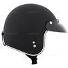 CKX ORIGIN SOLID COLOR OPEN FACE HELMET