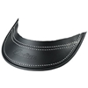 Genuine Leather Touring Front Mud Flap