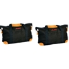 Deluxe Saddlebag Travel Bags