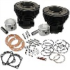 S&S PERFORMANCE STOCK BORE CYLINDER AND STROKER PISTON KIT