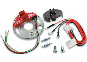 ACCEL MOTORCYCLE PRODUCTS BREAKERLESS DUAL FIRE IGNITION KIT