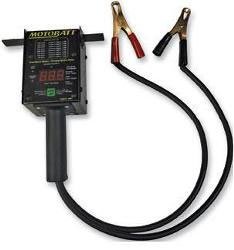 MOTOBATT 12V AUTOMATIC  BATTERY LOAD AND  SYSTEM TESTER