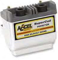 ACCEL MOTORCYCLE PRODUCTS HEI SUPER COILS