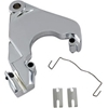 DRAG SPECIALTIES CHROME REAR CALIPER BRACKET