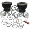 S&S CYCLE STOCK BORE 80 IN. CYLINDER AND STANDARD COMPRESSION PISTON KIT