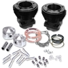 S&S CYCLE 3-5/8 IN. BIG BORE CYLINDER AND BIG BORE PISTON KIT