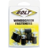 BOLT MOTORCYCLE HARDWARE WINDSCREEN FASTENER KIT