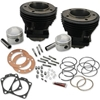 S&S CYCLE STOCK BORE CYLINDER AND STROKER PISTON KIT