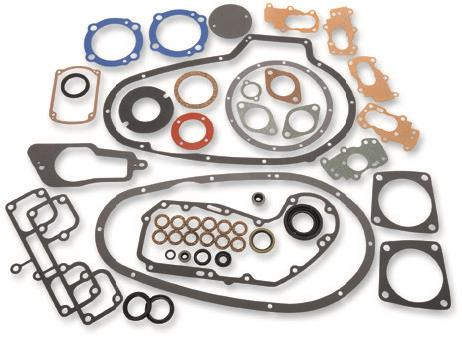 GENUINE JAMES GASKETS REPLACEMENT GASKETS AND SEALS AND O RINGS FOR