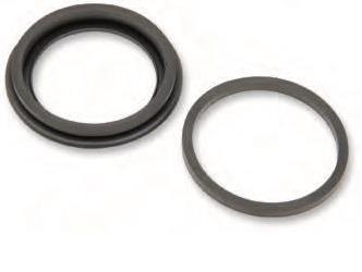 1702-0121 Drag Specialties Rear Caliper Piston and Seal Kit