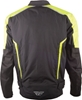 Hi-Vis/Black - Back View