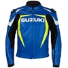 Suzuki Mens Leather Jacket