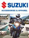 Suzuki Genuine Accessories & Apparel