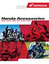 Honda 2-Wheel Accessories 2018
