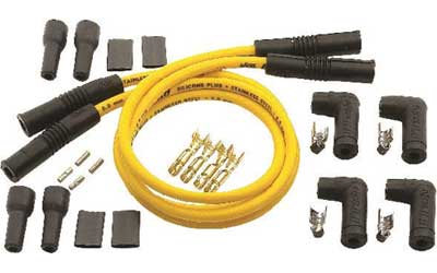 ACCEL 8.8MM UNIVERSAL IGNITION WIRE SETS