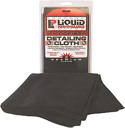 LIQUID PERFORMANCE MICRO FIBER DETAILING CLOTHS