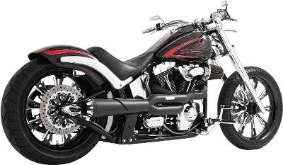 FREEDOM PERFORMANCE EXHAUST AMERICAN OUTLAW HIGH 2 INTO 1 SYSTEMS