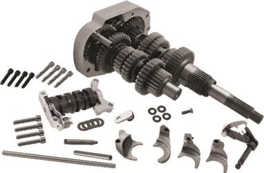 BAKER DRIVETRAIN OVERDRIVE 6 SPEED BUILDERS KIT