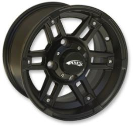 AMS ROLLN 104 CAST ALUMINUM WHEELS
