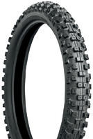 BRIDGESTONE M603 FRONT AND M604 REAR TIRES