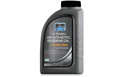 BEL RAY V TWIN SYNTHETIC MOTOR OIL