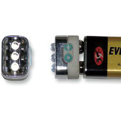BRITE LITES EMERGENCY LED FLASHLIGHT