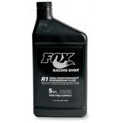 FOX 5 WT SUSPENSION FLUID
