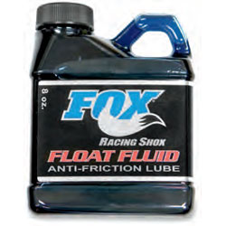 FOX SHOCK ASSEMBLY FLUID