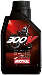 MOTUL 300V OFFROAD SYNTHETIC MOTOR OIL