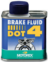 MOTOREX DOT 4 BRAKE FLUID