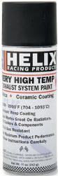 HELIX RACING PRODUCTS HIGH-TEMPERATURE EXHAUST PAINT