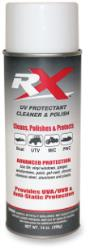 HARDLINE PRODUCTS RX PROTECTANT CLEANER AND POLISH