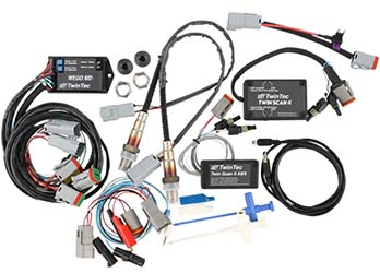 DAYTONA TWIN TEC TWIN SCAN COMPLETE KIT
