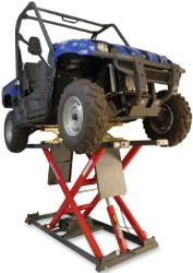 K&L SUPPLY MC655R HYDRAULIC LIFT
