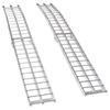 MOOSE UTILITY DIVISION ARCHED ALUMINUM FOLDING RAMP