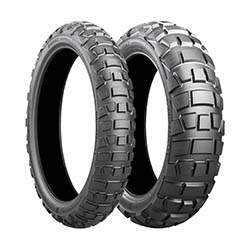 BRIDGESTONE BATTLEAX ADVENTURECROSS AX41 TIRES
