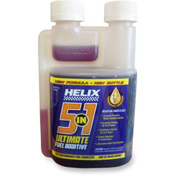 HELIX RACING PRODUCTS 5-IN-1 FUEL TREATMENT