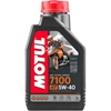MOTUL 7100 SYNTHETIC ESTER MOTOR OIL