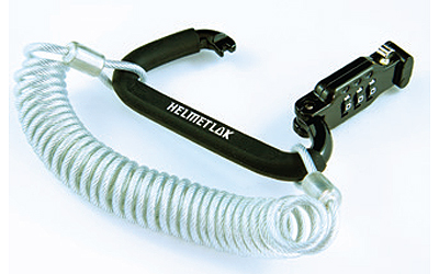 HELMETLOK NICKEL PLATED STEEL CABLE