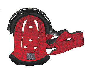HJC FG-X HELMET REPLACEMENT PARTS