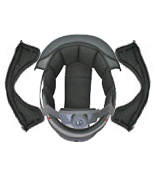 HJC CL-IRONROAD HELMET REPLACEMENT PARTS