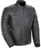 JOE ROCKET VINTAGE ROCKET MENS LEATHER JACKET