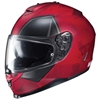 HJC IS-17 MARVEL DEADPOOL FULL FACE HELMET