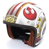 HJC IS-5 STAR WARS X-WING FIGHTER PILOT OPEN FACE HELMET