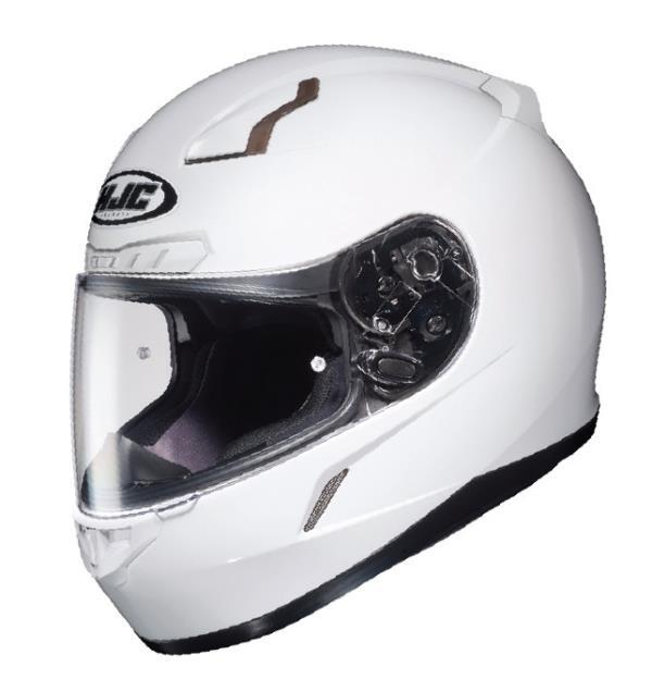 Matte Anthracite, Large HJC 824-584 CL-17 Full-Face Motorcycle Helmet